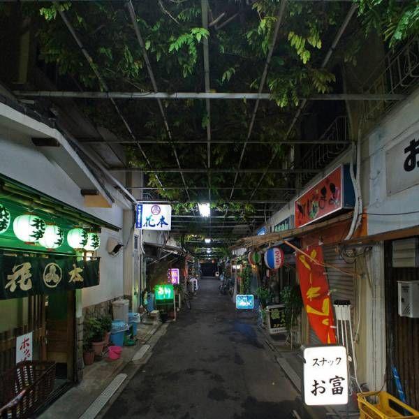 夜散歩のススメ「初音小路飲食店」 東京都台東区