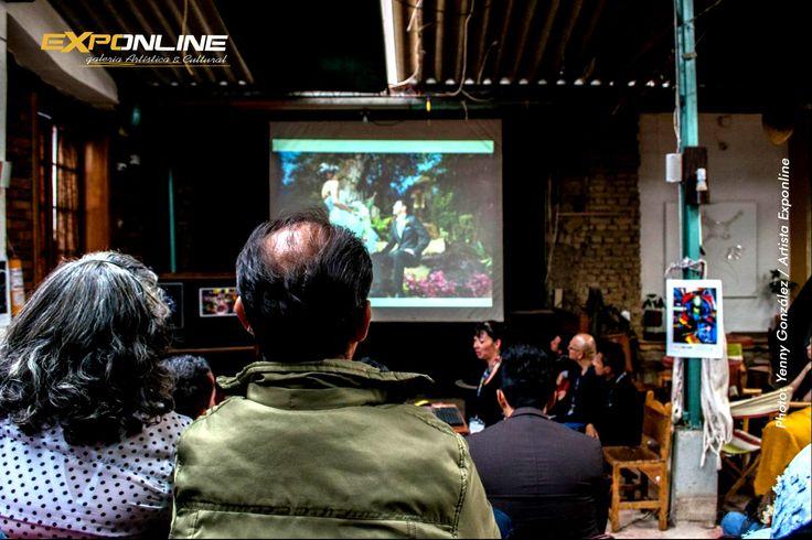 II ENCUENTRO COLECTIVO FOTOGRAFIA - EXPONLINE Temáticas Desarrolladas DIGITAL ART - FOTOGRAFÍA - MODAS Y COMICS http://exponlinegaleriartistica.blogspot.com/