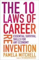LINKcat Catalog › Details for: The 10 laws of career reinvention :