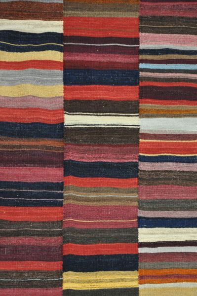 Handwoven Wool Kilim Runner from Source Mondial