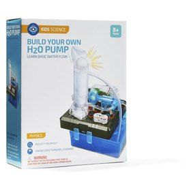 Build Your Own H20 Pump