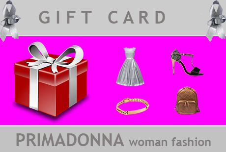 #Gift_card_primadonna