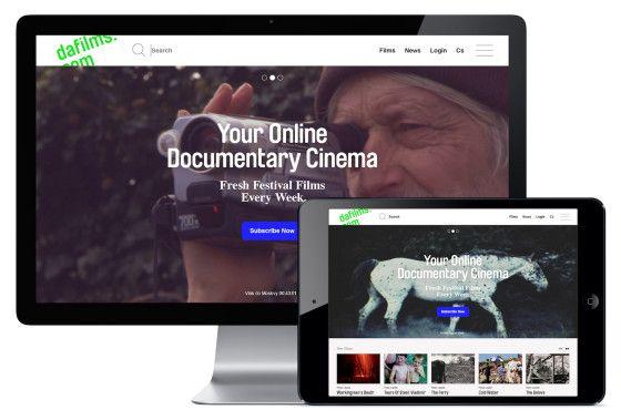www.dafilms.com | Studio Najbrt