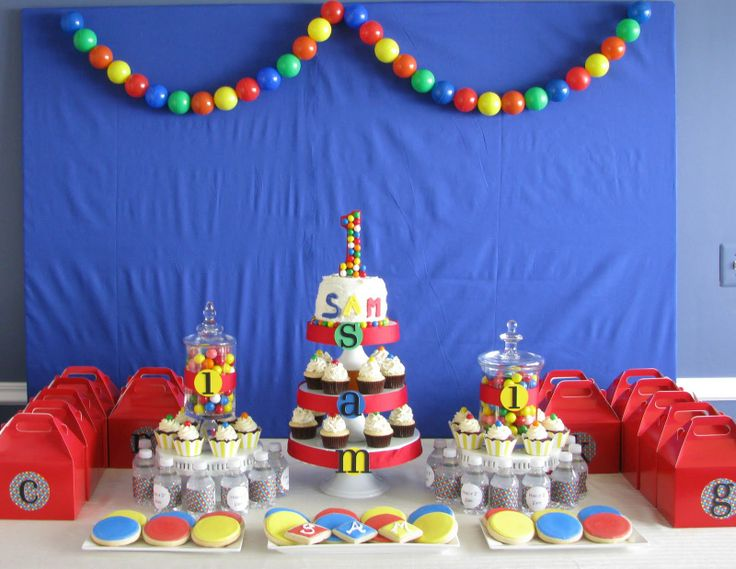 36 Best Rainbow Gumball Party Images On Pinterest Birthday Party