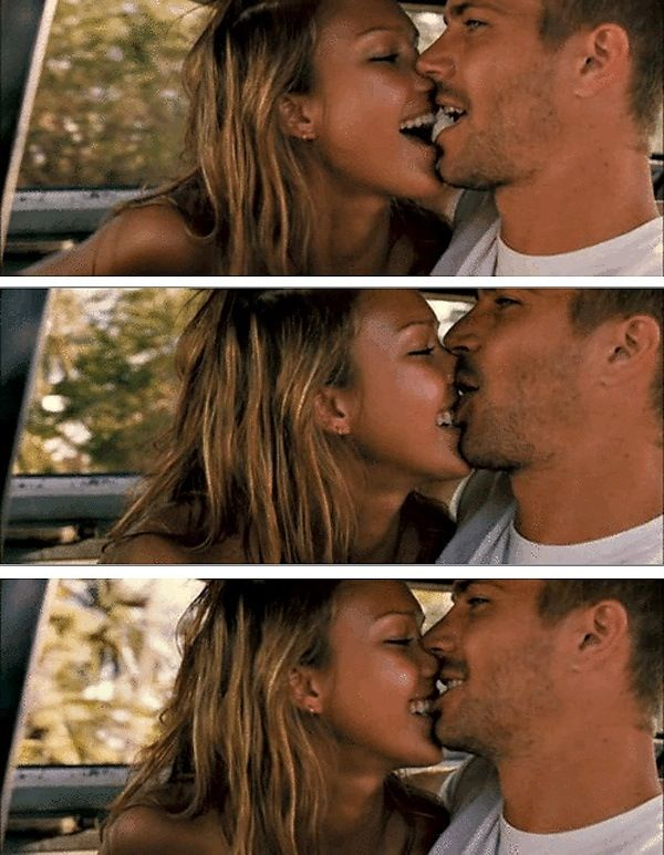 Paul Walker & Jessica Alba