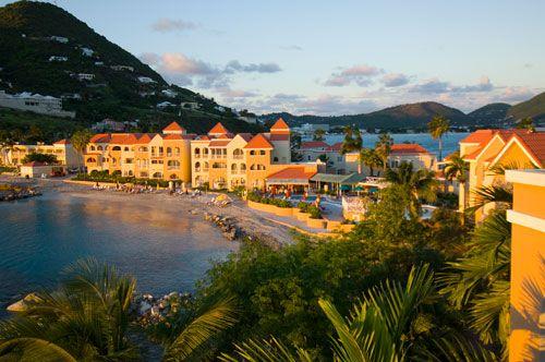 Resort View - Saint Martin Divi Little Bay