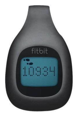 De Fitbit FB301C ZIP Activiteitsmeter is en klein en discreet apparaatje, waarmee u op een leuke manier fit wordt. Meer dan een stappenteller. Zip volgt uw stappen, afstand en verbrande calorieën en synchroniseert de gegevens naar uw Fitbit-account. U kunt doelen bepalen, gemotiveerd blijven en uw fitnessdoelen bereiken met grafieken, badges en wedstrijdjes, online of met de Fitbit-app voor iPhone (verkrijgbaar in de App Store). #activitytrackers