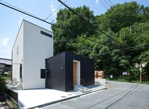 Built By Yoshihiro Yamamoto Architect Atelier (YYAA), The Niu House Is  Located In
