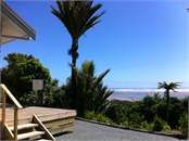 Punakaiki Holiday Home accommodation. Bach 55