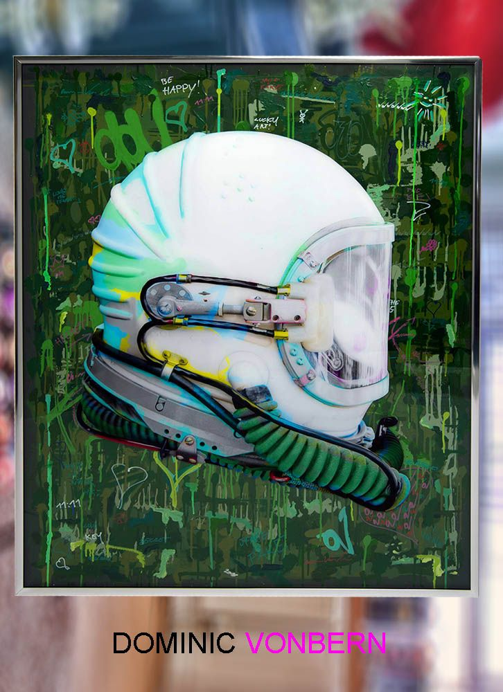Dominic Vonbern Art for sale #Urban art #Street art #Beetles