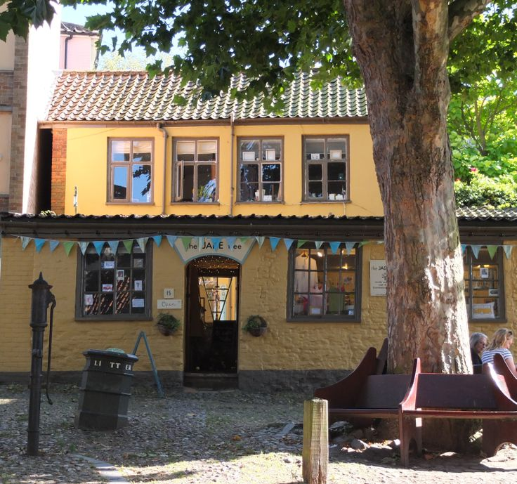 The Jade Tree, Elm Hill, Norwich Cathedral Quarter