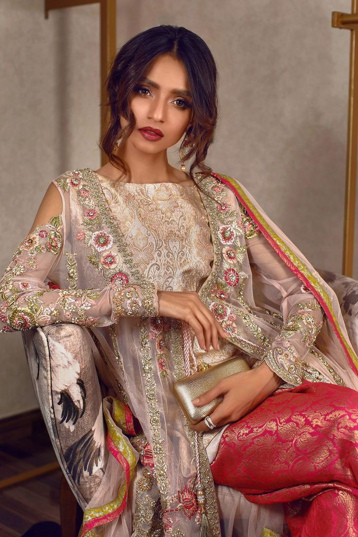 Rozina Munib Luxury Partywear Collection-2017-7 – PK Vogue