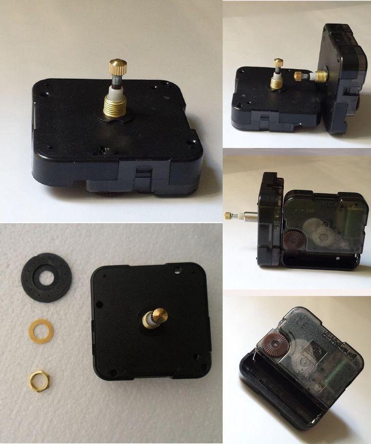 [Visit to Buy] 1pc Sun mechanism large torque movement Wall Clock Mechanism Watch Quartz Kit Mecanismo de reloj 1m Clock Dedicated Movement #Advertisement