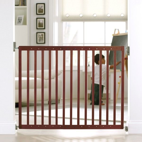 17 Best Ideas About Wooden Baby Gates On Pinterest