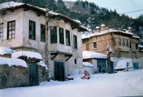 Tarihi Buldan Evleri Buldan - Denizli - Turkey