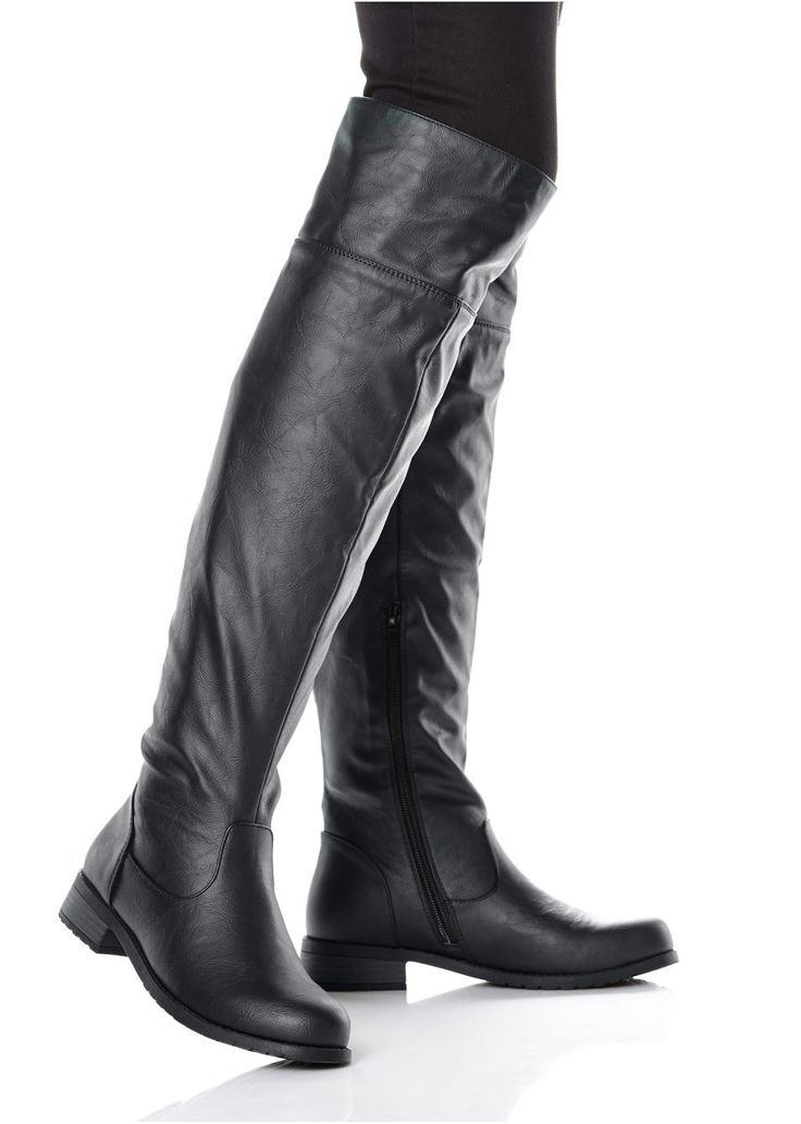 Kozačky nad kolena Žádané a stylové • 899.0 Kč • Bon prix