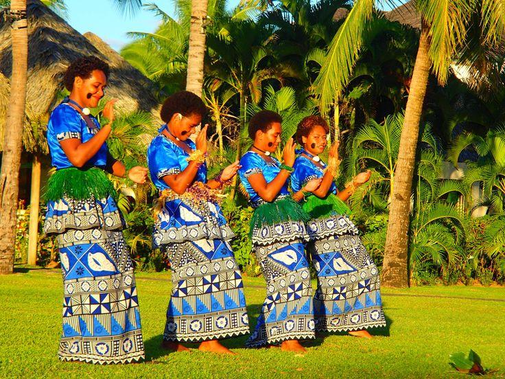 Fiji Cultural Dance #Fiji #backpackerdeals