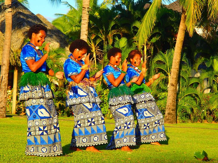 Fiji Cultural Dance #Fiji #backpackerdeals