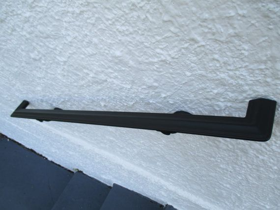 7 Ft Wrought Iron Ada Compliant Return End Modern By