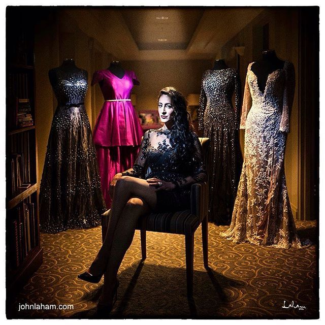 Absolutely adore this shot from the genius John Laham, the Designer amongst her creations. New designs coming soon to a Lena Kasparian boutique near you #lenakasparian #johnlaham #kerriejanebailey #fashiondesigner #elegance #australianfashion #fashiondesign #parramatta #rosebay #photography #photographer #armenian #dresses #gowns #unique #couture #fashion #lenakasparianboutique #design