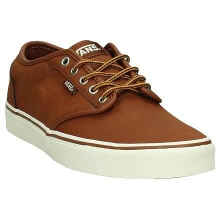 Cognac Vans Atwood Skate Schoenen