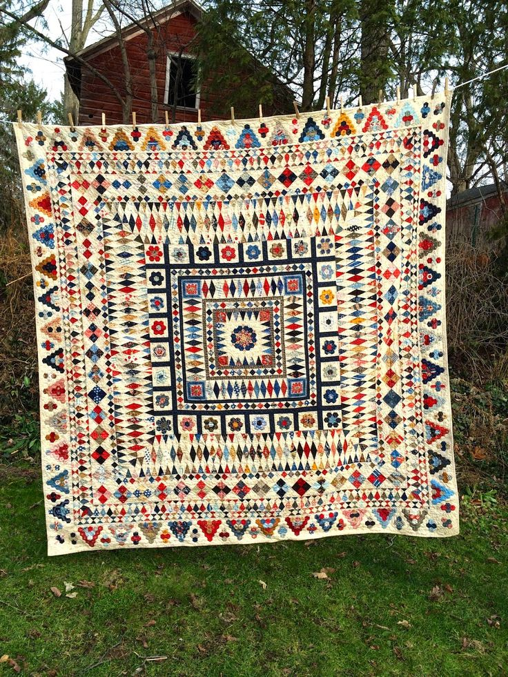 Minick & Simpson: Mrs. Billings is Finished   Wow great job Laurie this is beautiful.  @modafabrics