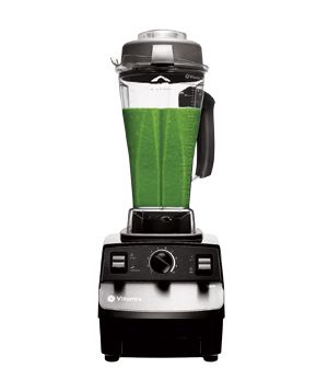 The Vitamixer ... BEST. BLENDER. EVER. Expensive, yes, but so worth it. You will never have to buy another blender again, and this thing will mix ANYTHING!