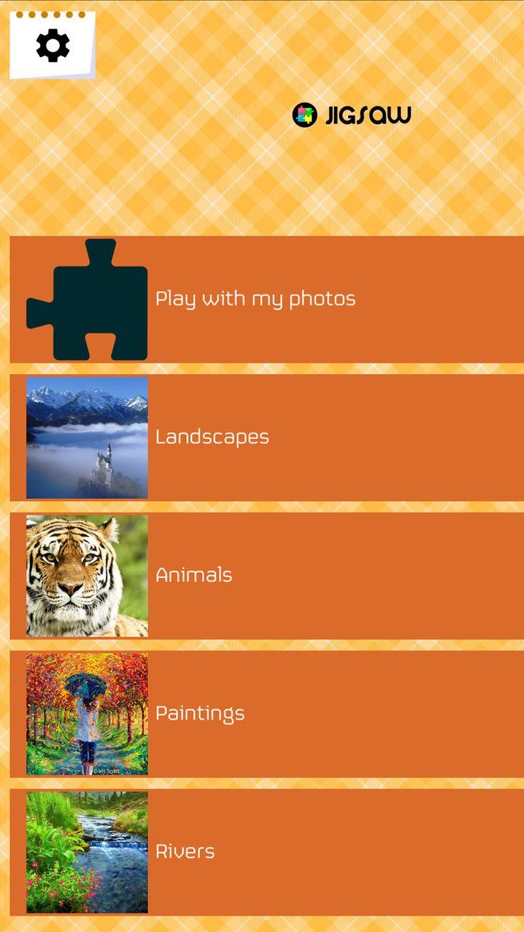 Jigsaw Puzzles Fun EntertainmentGamesPuzzleios