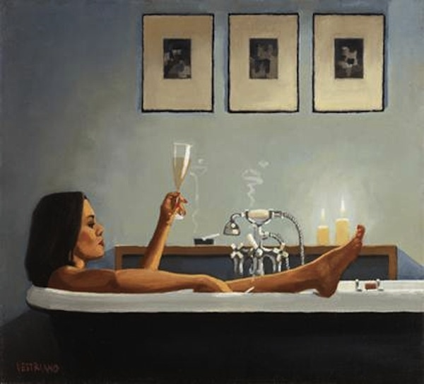 Jack Vettriano creates exclusive piece for charity auction
