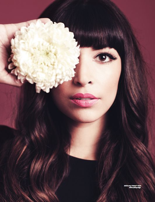 Spring '12 Feature | Hannah Simone | Audrey Magazine