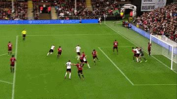 Steve Sidwell 1-0 Fulham VS Westbrom Click to play goal