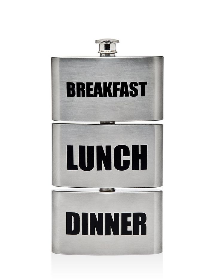 3-in-1 Novelty Hip Flask
