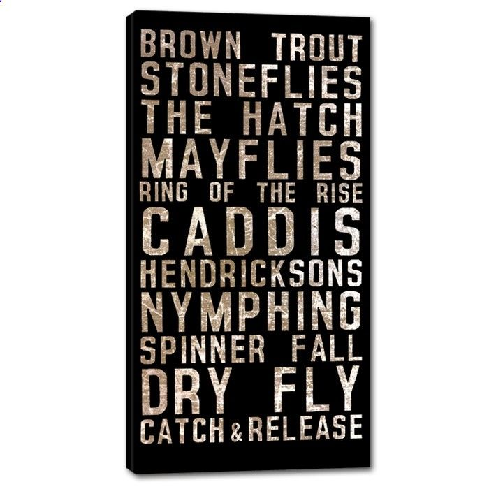 The American Museum of Fly Fishings tag line is Catch and Release the Spirit of Fly Fishing!