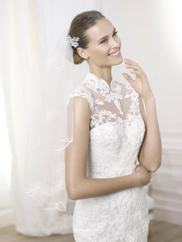 77 besten AV PRONOVIAS 2014 Bilder auf Pinterest | Hochzeitskleider ...