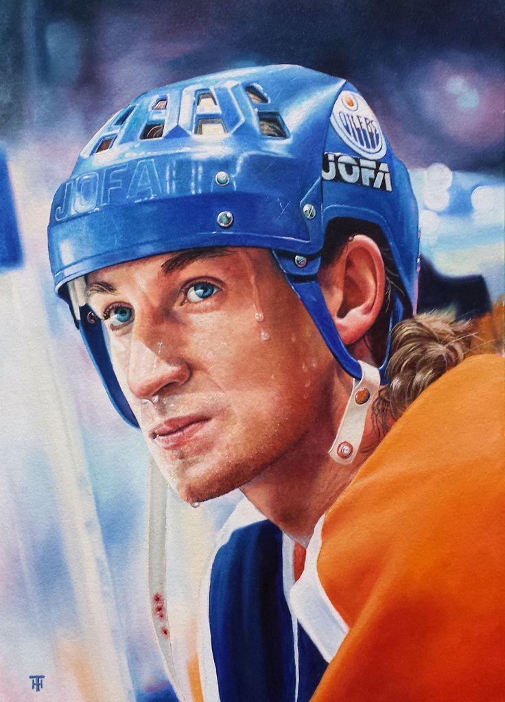 Tony Harris - Gretzky