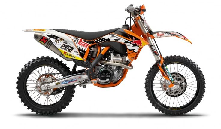 Motocross KTM 350 SX-F Edition Factory