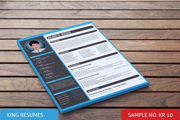 I will write resume design resume cv cl resume design