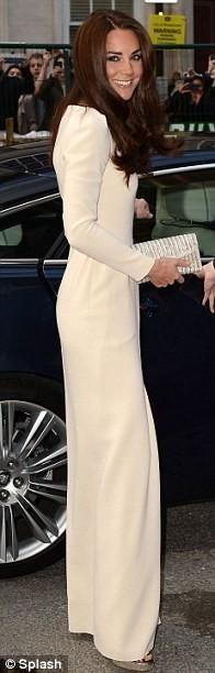 Stunning kate the duchess of cambridge