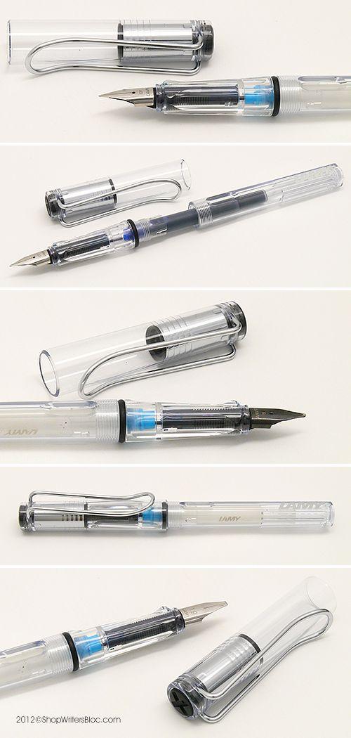 LAMY Vista Fountain Pen