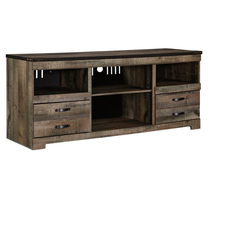 Media Center Brown - Signature Design by Ashley