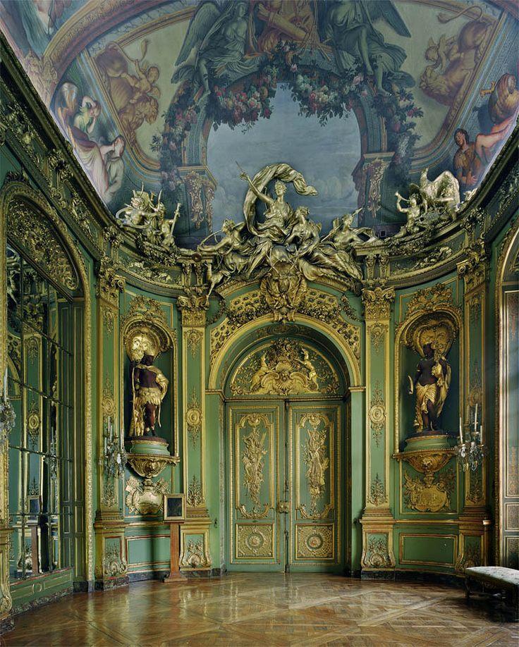 #MyMissingChesterfields - Banque de France. -- Gold Room. (Michael Eastman, Paris) #mmcs