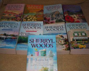 9 Sherryl Woods books