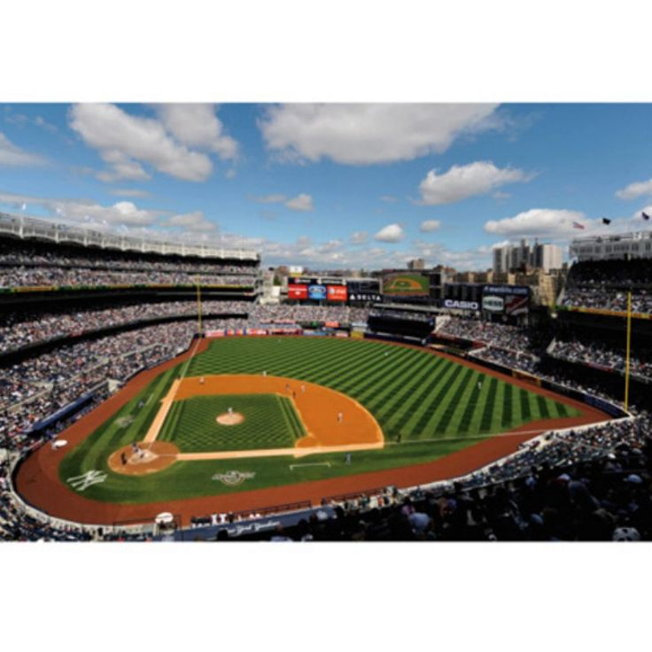 ... Yankee Stadium Wall Mural 54 Best York Yankees Stuff I Want Images On  ... Part 61