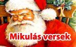 Óvodai versek - ünnepekre, témákra   Mikulás versek