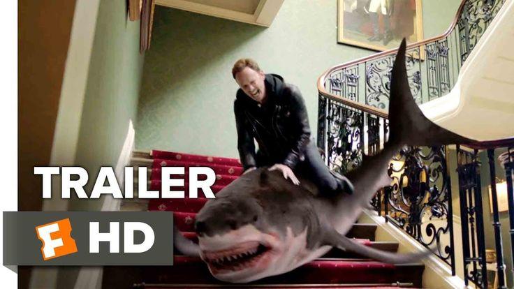 Sharknado 5: Global Swarming Trailer #1 (2017)   Movieclips Trailers