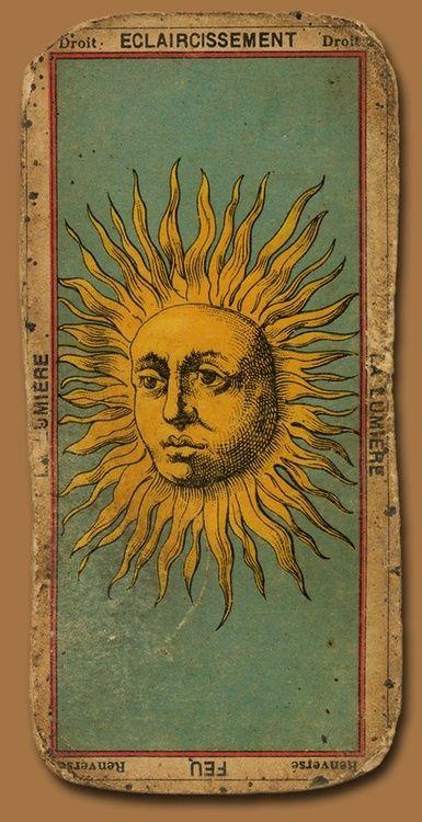 Sun, The Sun And Tarot On Pinterest