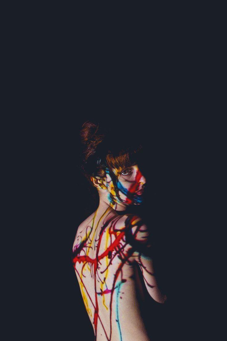 Projector Project: Krista » Cari Faye Photography