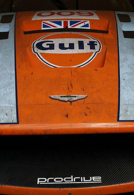 Aston Martin DBR9Gulf