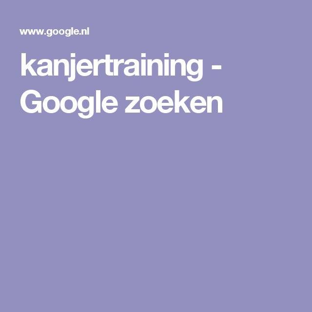 kanjertraining - Google zoeken