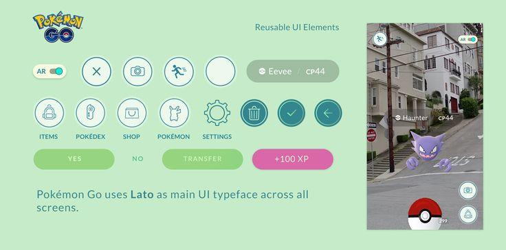 Pokemon+Go+Free+UI+Kit
